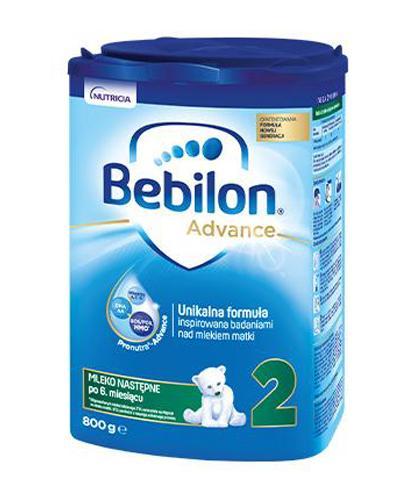 BEBILON 2 Pronutra-Advance Mleko modyfikowane w proszku - 800g - Drogeria Melissa